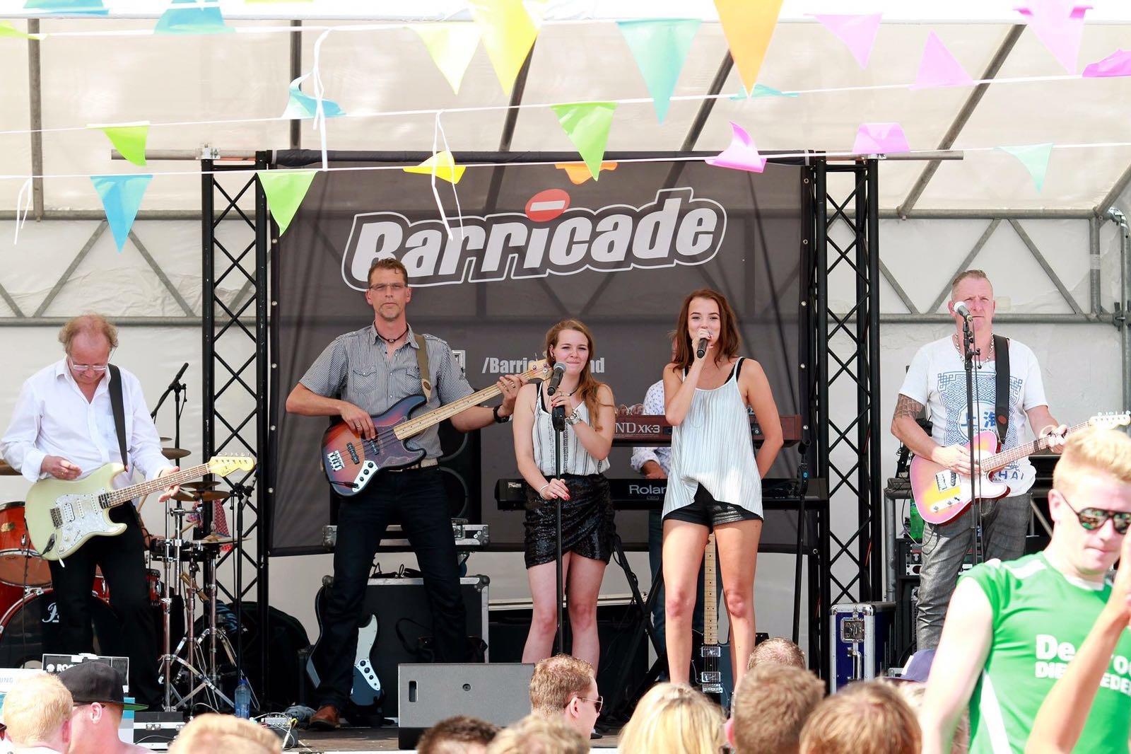 Barricade Band Genemuiden